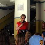 03 Begrüßung durch die Rektorin