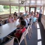 04 Ausflug auf dem Wasserschiff