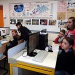 02 Besuch in der Mittelschule Zellingen